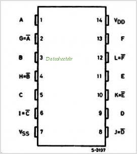 hcf40106 hcf 40106 cd40106